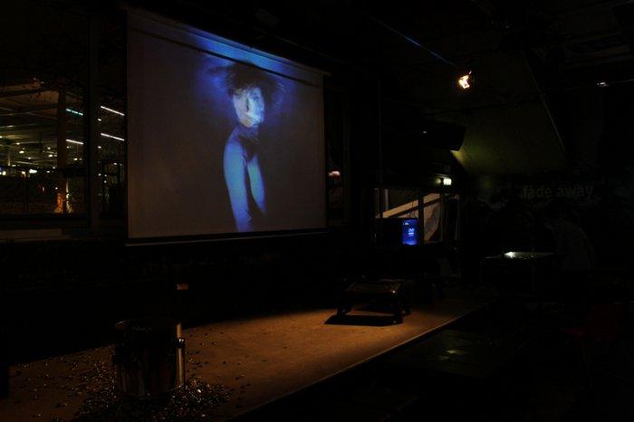 Beatrix BAKONDY, I Myself, 2003, Video, 3 min