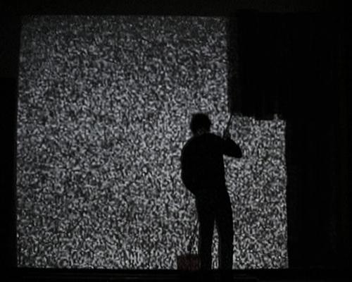 Ruben Aubrecht  untitled (flickering) (2008) Video, 5:10 min (Loop)