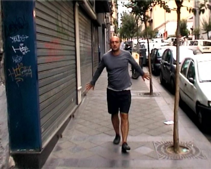 Rudolf Weidenauer und Frank Jödicke : Correndo All´indietro Per Napoli (Video, 2011)