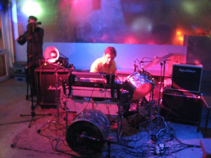 Siegfried Zaworka Smegmagnom Liveperformance 2011