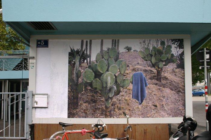 Anja Manfredi, Grauzonen, 2014, Teotihuacán, Mexiko