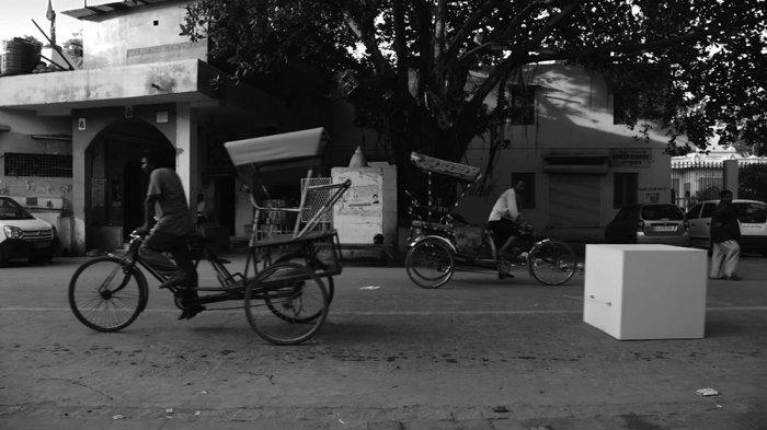Kay Walkowiak, Nomads, 2011, HD Video, 3min