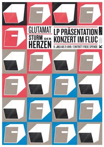 Bild zu Glutamat-Platten-Präsentation:  Sturm der Herzen