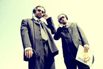 Bild zu MELPOMENA -  LINE IN Yourself 2012