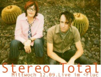 Bild zu STEREO TOTAL
