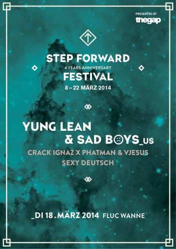 Bild zu STEP FORWARD - 4 YEARS FESTIVAL