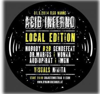 Bild zu Acid Inferno >>> local edition <<<