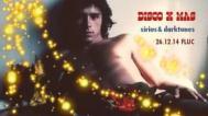 Flyer für 26 Dezember Disco-X-Mas** by **Sirius&Darktunes