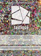Flyer für 05 März tastique