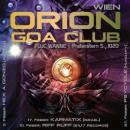 Flyer für 31 März ORION goa party