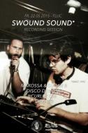 Flyer für 22 Mai Swound Sound Rec. Session