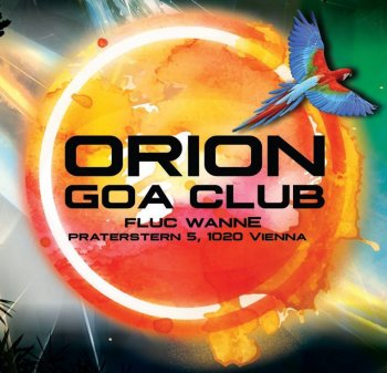 Bild zu ORION goa party