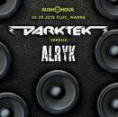 Flyer für 05 September RUSH HOUR reloaded pres. Darktek vs Alryk