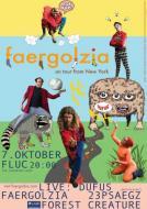 Flyer für 07 Oktober Faergolzia/Dufus