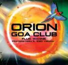 Flyer für 06 Oktober ORION goa party