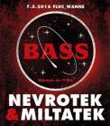 Flyer für 07 Mai Bass_a_Tek pres. Nevrotek & Miltatek