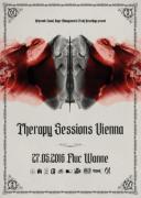 Flyer für 27 Mai Therapy Sessions Vienna feat. Broken Note & Savage