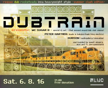 Bild zu DUBTRAIN  - summer clash edition
