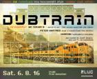 Flyer für 06 August DUBTRAIN  - summer clash edition
