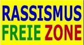 Flyer für 30 September RASSISMUSFREIE ZONE