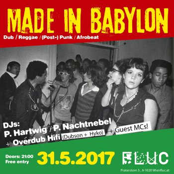 Bild zu MADE IN BABYLON