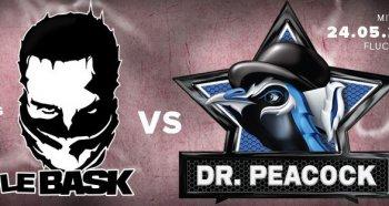 Bild zu Rush hour reloaded pres: Dr. Peacock vs Le Bask