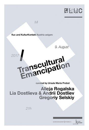Bild zu IN DER KUBATUR DES KABINETTS + TRANSCULTURAL EMANCIPATION