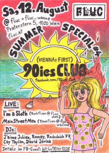 Bild zu (VIENNAs FIRST) 90ies CLUB
