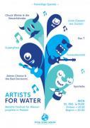 Flyer für 21 October viva con agua