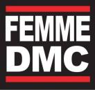 Flyer für 25 October FEMME DMC