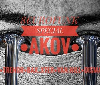 Bild zu 8EUROFUNK SPECIAL W/AKOV feat. Patch Edison