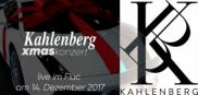 Flyer für 14 December KAHLENBERG