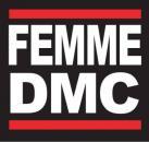Flyer für 15 December FEMME DMC