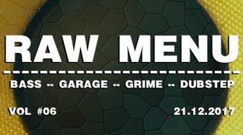 Bild zu 20.00 LIVE: Edgar Wasser + Philiam Shakesbeat /// 24.00 RAW MENU #6