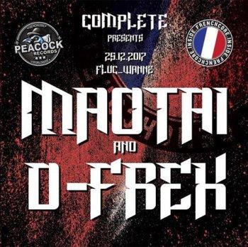 Bild zu Complete presents Maotai & D-Frek Peacockrecords