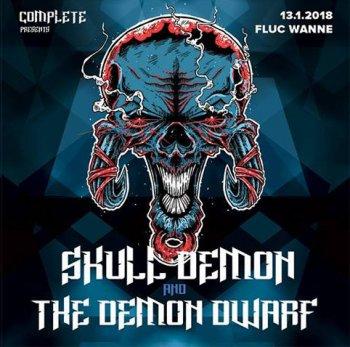 Bild zu Complete presents Demons night Skull Demon & the Demon Dwarf