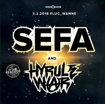 Bild zu Rush hour reloaded presents Hyrule WAR & SEFA