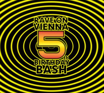 Bild zu RAVE ON #32 // The 5th Bday Bash