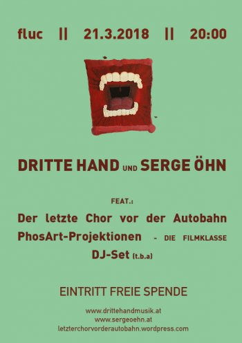 Bild zu Die Dritte Hand / Serge Oehn feat. Der letzte Chor vor der Autobahn