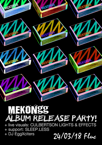 Bild zu MEKONGG Album Release Party