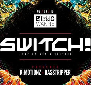 Bild zu Switch! presents K-Motionz