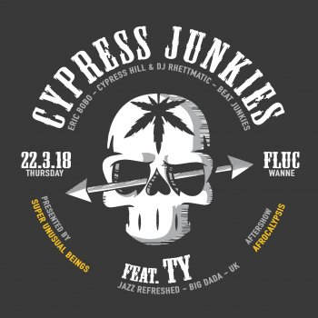 Bild zu Ty / Cypress Junkies