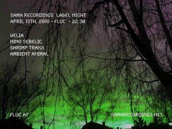 Bild zu BECOMING///ANIMAL (Massimo Pupillo/Gordon Sharp)  / hiroshimabend  / SAMA RECORDINGS