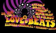 Flyer für 20 July BLUB - Love and Beats Edition