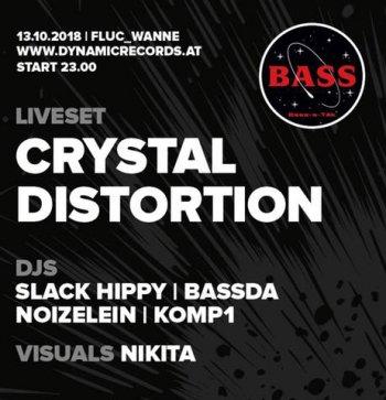 Bild zu Bass_a_Tek presents Crystal Distortion