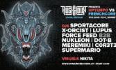Flyer für 17 November Rush Hour reloaded - local edition - Frenchcore vs Uptempo *