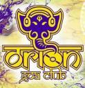 Flyer für 20 November ORION goa party