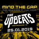 Flyer für 25 January MIND THE GAP