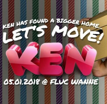Bild zu KEN Club! - Let's Move! feat. Katy Bähm