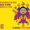 Flyer für 22 March Nightmares on Wax